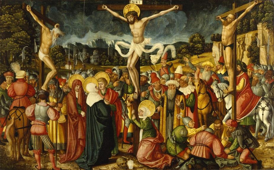Chúa Giê Su và môn đồ bị bức hại. Sự lựa chọn của những người Do Thái đã định ra tương lai 2000 năm sau của họ
